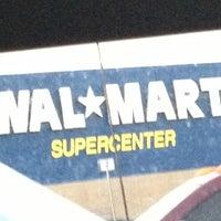Photo taken at Walmart Supercenter by Lauren F. on 12/5/2012