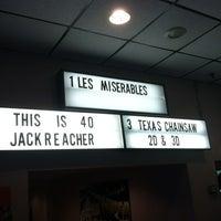Photo taken at Carmike Cinema 5 by Karl R. on 1/13/2013