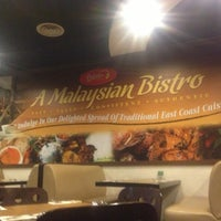 Photo taken at A Malaysian Bistro by Minamija M. on 12/7/2012
