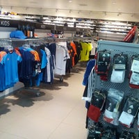 Photo taken at Adidas outlet store by Heriberto C. on 1/7/2013