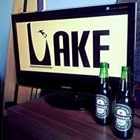 Photo taken at Lake SurfSkate 1 by Daniel W. on 3/13/2014