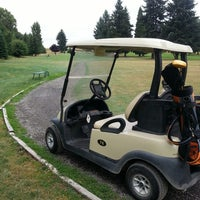 Photo taken at Colwood Golf Course by Chris M. on 8/1/2013