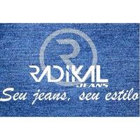 Photo taken at Radikal Jeans by Bruno M. on 5/8/2014