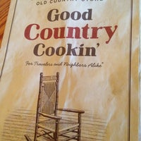 Photo taken at Cracker Barrel Old Country Store by Alyssa D. on 3/27/2013