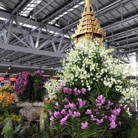 Photo taken at Malaysia Airlines (MH) Check-In Area by Catherine Lai-Peng C. on 3/23/2017