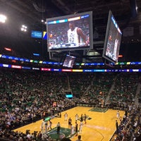 Photo taken at Vivint Smart Home Arena by Amelia K. on 10/17/2013
