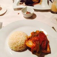 Photo taken at Restaurante Doña Emilia de Lima by Loren P. on 5/1/2015