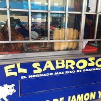 Photo taken at El Sabrosón by Jimmy on 11/18/2016