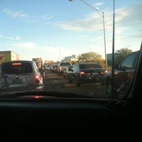 Photo taken at I-35 & I-410 by Randi H. on 12/11/2012