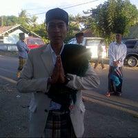 Photo taken at Masjid Hayatil Iman Pattallassang by Echoz A. on 8/7/2013