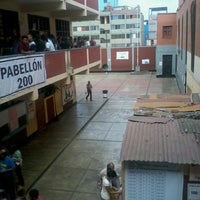 Photo taken at Colegio Maria Inmaculada by Clara Elena A. on 3/17/2013