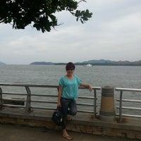 Photo taken at Hotel Indah, Lumut Waterfront Jetty, Perak. by Margaret L. on 1/8/2013