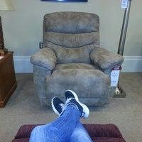 Photo Taken At La Z Boy Furniture Galleries By Eman A. On 12