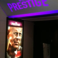 Photo taken at Ster-Kinekor Cinema Prestige by @Liesldb on 2/13/2013