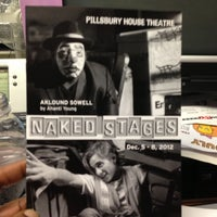 Photo taken at Pillsbury House Theatre by Mr. K. on 12/7/2012