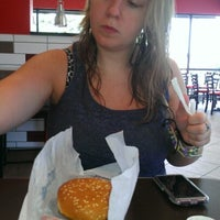 Photo taken at Arby's by Darlene P. on 7/22/2013