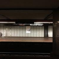 Photo taken at MTA Subway - Roosevelt Island (F) by David V. on 4/29/2017