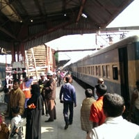 Photo taken at Chittagong Railway Station Over-Bridge by Raver T. on 1/8/2014
