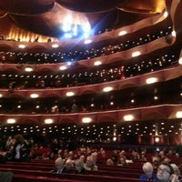 Photo taken at Metropolitan Opera by Michael R. on 1/13/2013