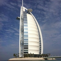 Photo taken at Burj Al Arab by Sergey S. on 12/5/2012