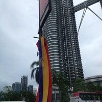 Photo taken at Surau KLCC by Nathan M. on 1/18/2013