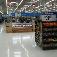 Photo taken at Walmart Supercenter by Emory D. on 1/21/2017