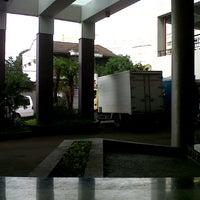 Photo taken at Aston Primera Pasteur Hotel by Yogy R. on 12/8/2012