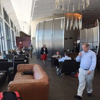 Photo taken at SAA Business Lounge by Tobias K. on 1/30/2017