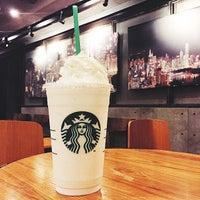 Photo taken at Starbucks 星巴克 by Tobias K. on 5/15/2015