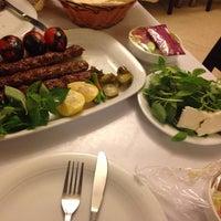 Photo taken at Reyhoon Restaurant by Hossein➰ L. on 4/30/2014