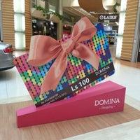 Photo taken at Domina Shopping by Monta K. on 2/4/2013