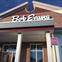 Photo taken at Bob Evans Restaurant by Rebecca O. on 12/31/2015