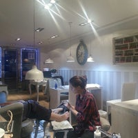 Photo taken at PAMPER Nails by Deema on 12/20/2013