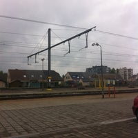 Photo taken at Station Ieper by Pedro O. on 5/8/2013