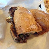 Photo taken at Burger Bueno by Danielle W. on 12/7/2013
