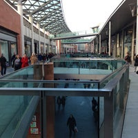 Photo taken at Liverpool ONE by Leslie C. on 2/20/2013