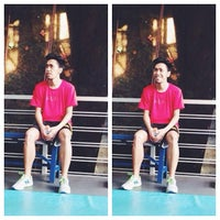 Photo taken at Maic's Gym by Chester R. on 2/1/2014