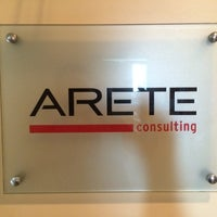 Photo taken at Arete Consulting by Utku A. on 5/21/2014