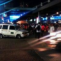 Photo taken at TriNoMa Transport Terminal by Robert Ian B. on 12/17/2012