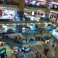 Photo taken at Abraj Al Bait Shopping Center by AmoOol M. on 12/12/2012