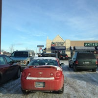 Photo taken at Caribou Coffee by Mooney M. on 12/23/2012