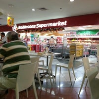 Photo taken at Robinsons Supermarket by Dan Brian G. on 12/11/2012