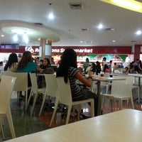 Photo taken at Robinsons Place by Dan Brian G. on 12/19/2012