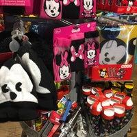 Photo taken at Disney store by Dennis C. on 12/10/2016