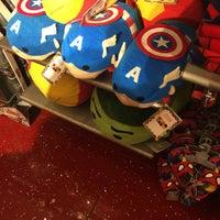Photo taken at Disney store by Dennis C. on 2/11/2017