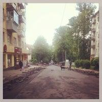Photo taken at Два кроки / Dva kroky by Iga 💢 B. on 6/2/2013