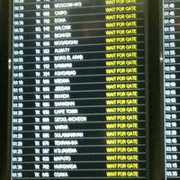 Photo taken at International Terminal Departure by Cihan A. on 9/8/2016
