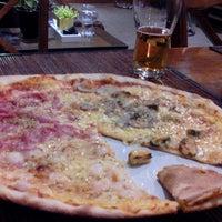 Photo taken at Restaurang & Pizzeria Irna by Panzaru S. on 1/19/2015