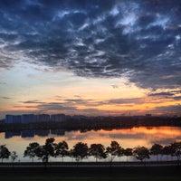 Das Foto wurde bei Bedok Reservoir Jetty von Winston T. am 5/10/2013 aufgenommen