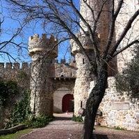 Foto tomada en Castillo De La Coracera por RakelAB el 12/15/2012